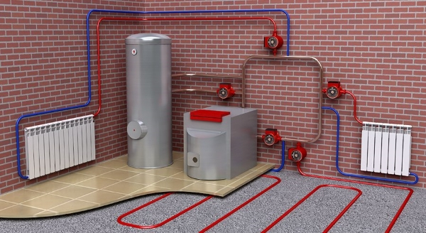 Расчет и проектирование систем отопления и водоснабжения