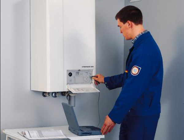 Установка и замена котлов отопления